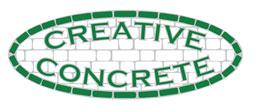Creative Concrete Logo